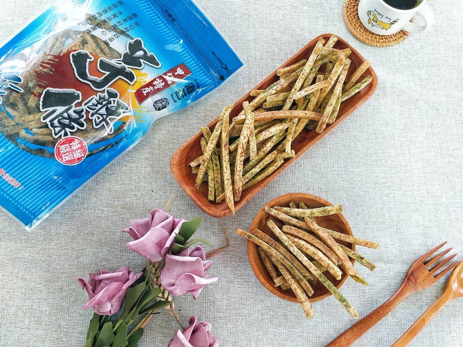 芋酥條 (海苔)(素)